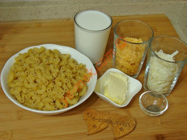 Mac And Cheese Makarna - Yapılışı (1/12)